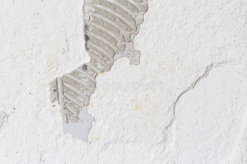 Square tile glue plaster wallpaper background texture. Square tile old glue plaster wallpaper background texture stock images
