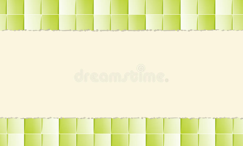 Download Square Torn Edge Background Stock Vector - Image: 29505414