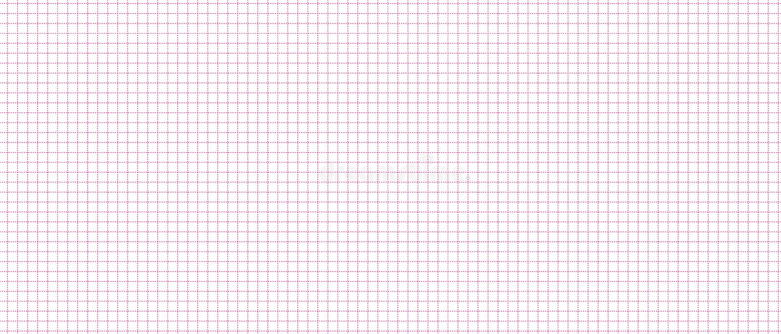 Dotted Grid Graph Paper Seamless Pattern Stock Vector - Illustration