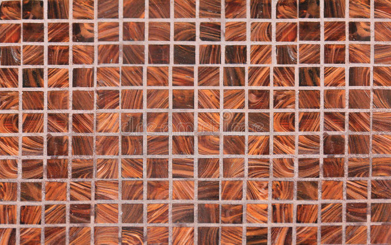 Squared Background of wooden checks, inlaid work.  royalty free stock photography