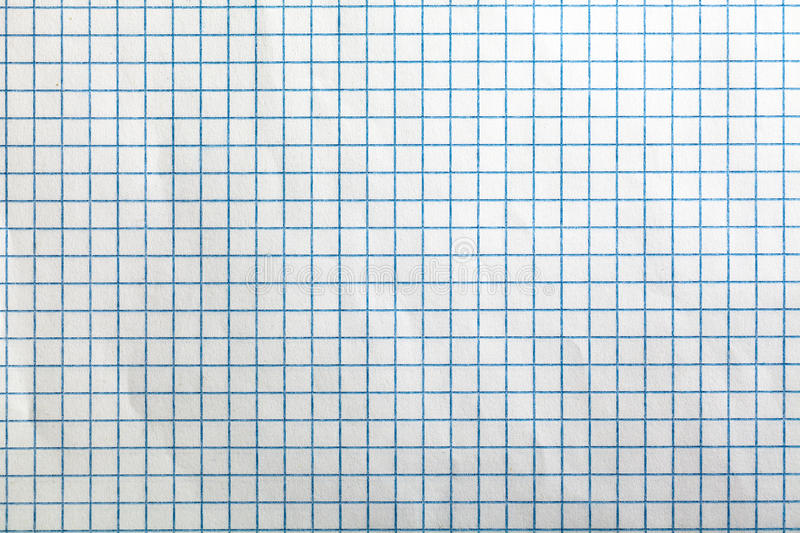Squared Exercise Book stock image. Image of detail, sheet - 32467405