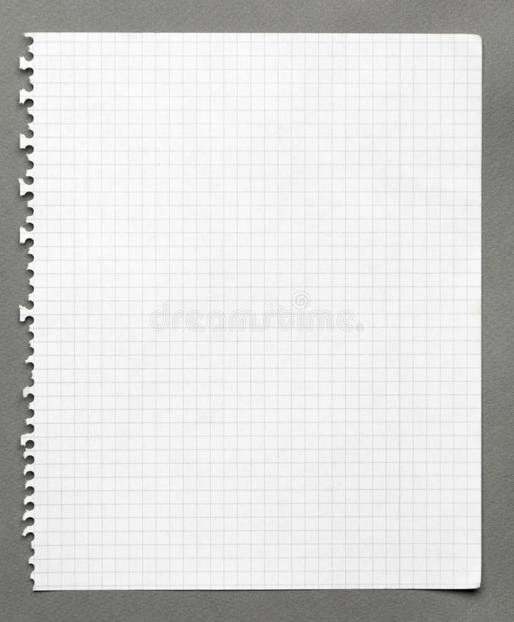 Download Squared sheet of paper stock image. Image of poster, nobody - 26548543