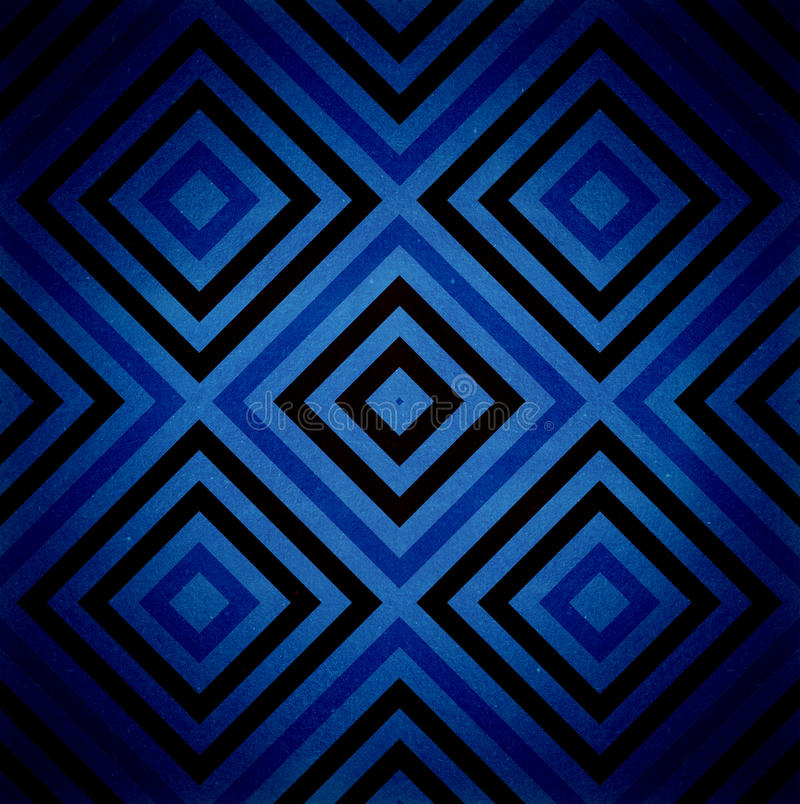 SQUARES BACKGROUND ,BLUE AND BLACK royalty free stock image