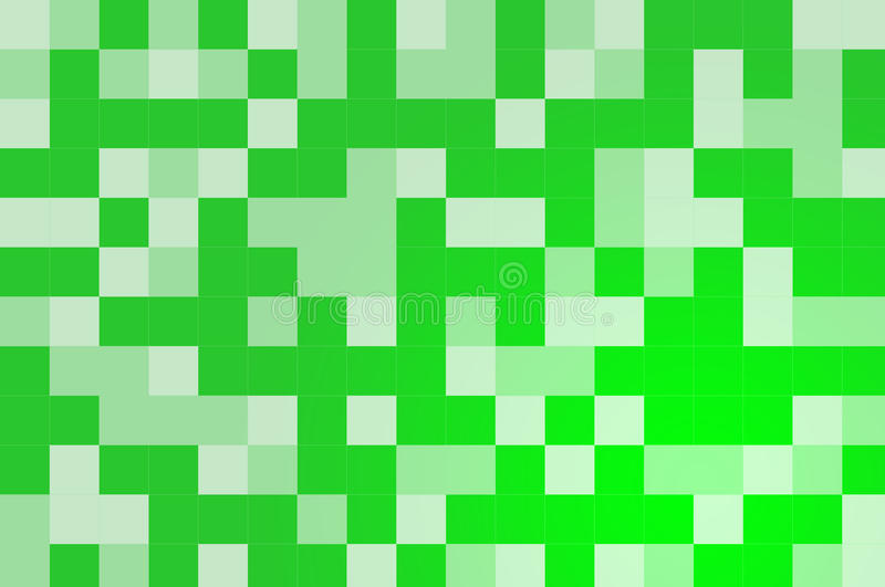 Squares background. Green squares perfect for a background stock photography