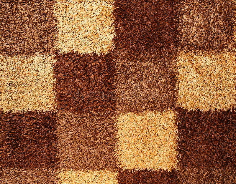 Squares carpet texture royalty free stock photography