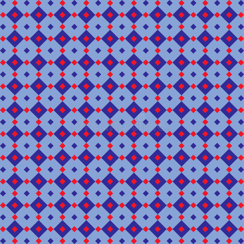 Squares pattern, vector
