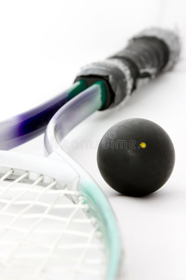 Free Squash Ball 3 Royalty Free Stock Images - 1515529