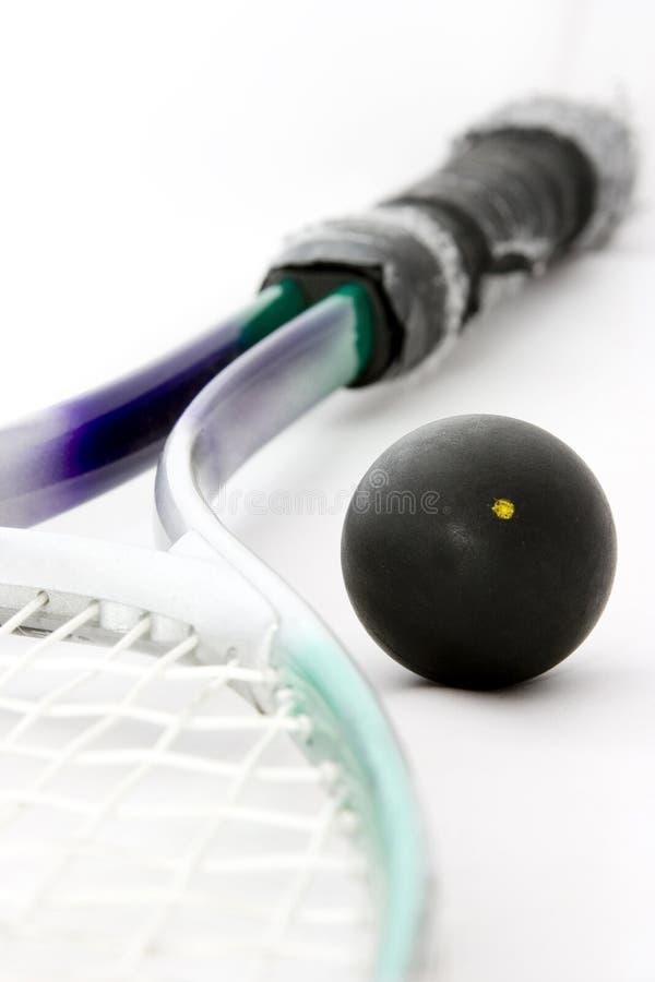 squash för 3 boll royaltyfria bilder