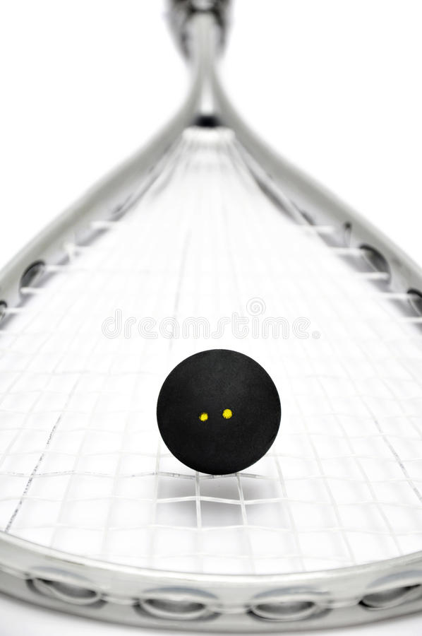 Download Squash racket and ball stock photo. Image of game, ball - 23332502