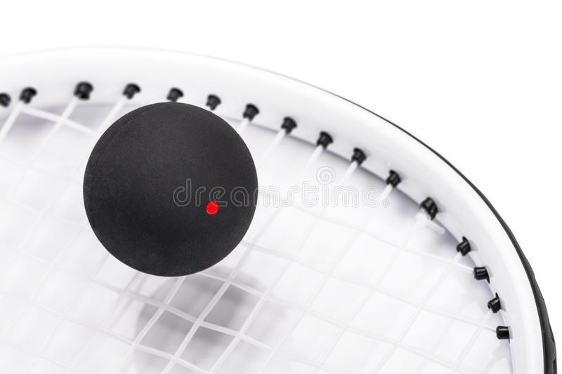 Download Squash rackets over white stock photo. Image of detail - 37929942