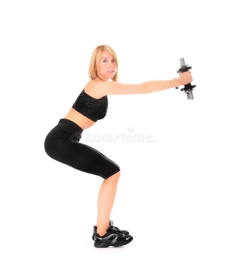 squats arkivbild