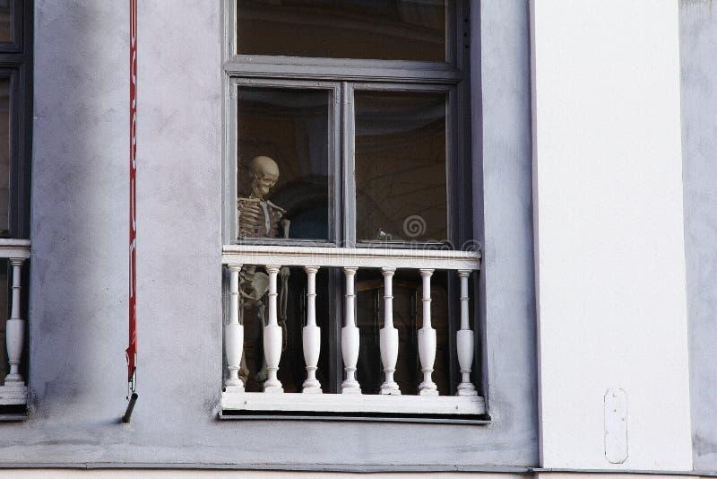 squelette photos stock