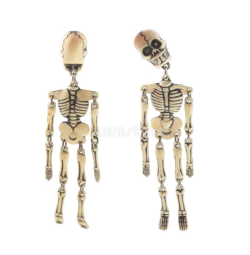 Squelette humain photographie stock libre de droits