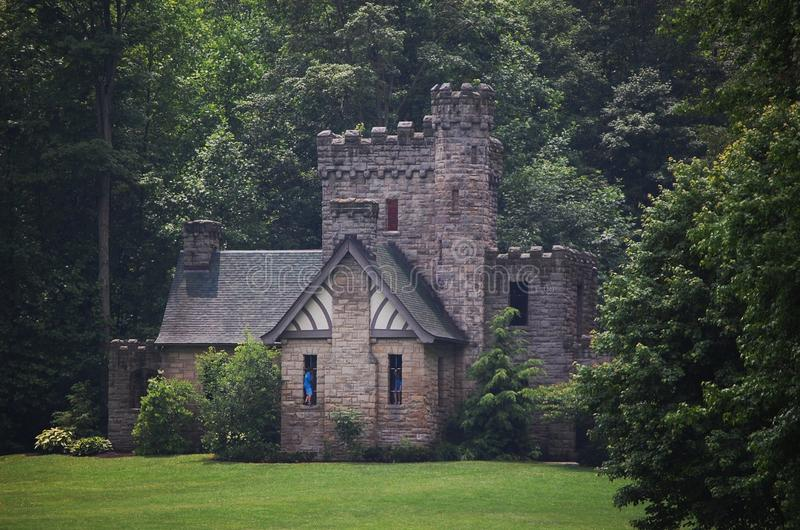 Squires Castle royalty free stock photography
