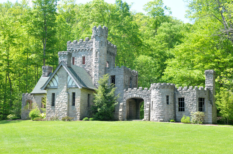Download Squires Castle stock image. Image of grass, tudor, squires - 41003411