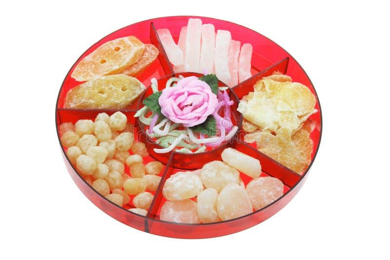 Download Squisitezze Cinesi Di Nuovo Anno Fotografia Stock - Immagine di celebrazione, tradizione: 7318194
