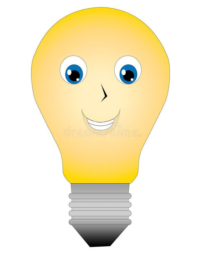 Sr. Concepto de la idea, ilustración del vector stock de ilustración