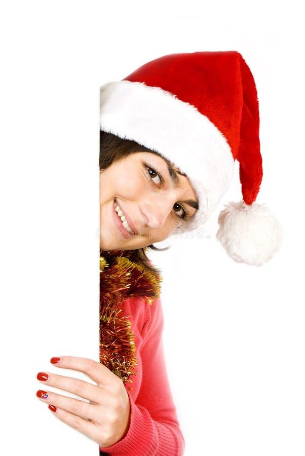 Download Sra. Claus imagem de stock. Imagem de papel, flirting - 16865689