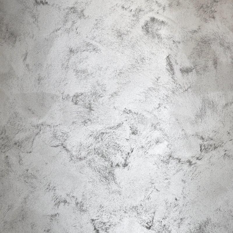 srebna ściana zdjęcia stock
