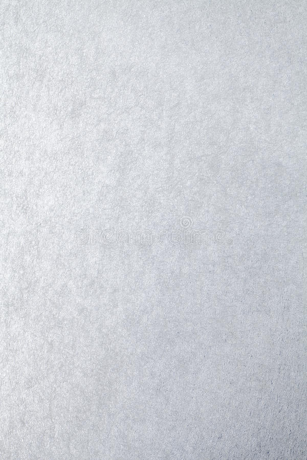srebnego papieru tekstura fotografia royalty free
