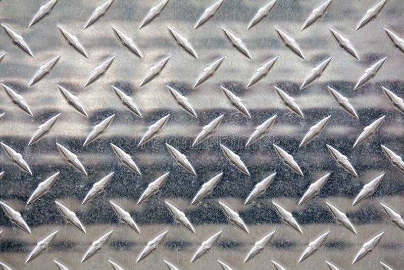 srebro bieżnika metali fotografia stock