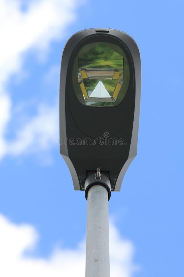 Sreetlamp royalty-vrije stock afbeeldingen