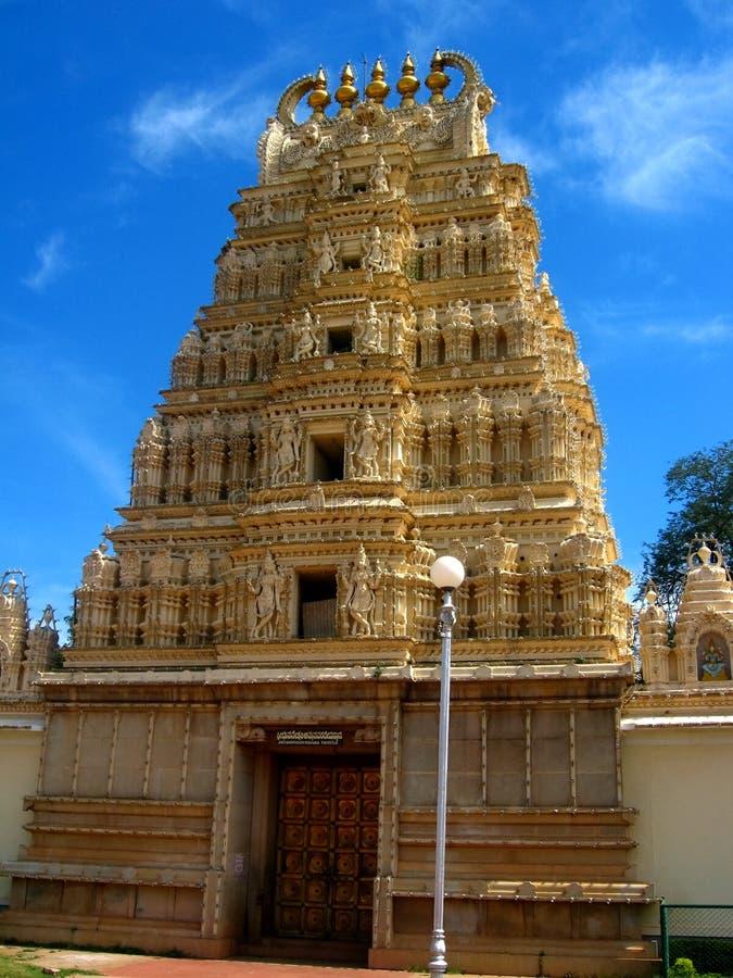 Sri Bhuvanesvara Temple At Mysore Royalty Free Stock Image