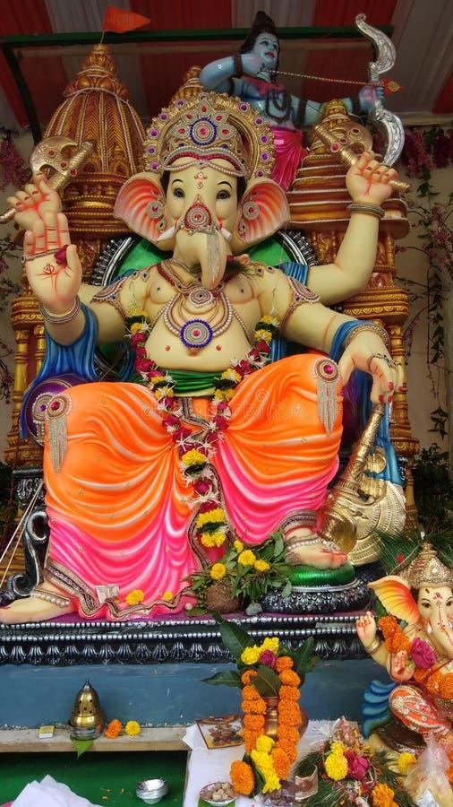 Sri Ganesha Idol imagem de stock royalty free