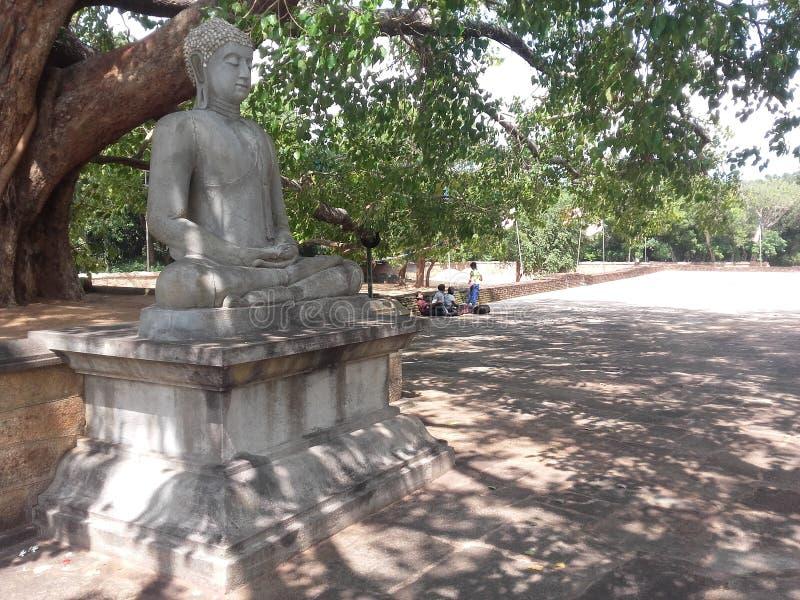 Sri Lanka Anuradapura para el viaje fotografía de archivo