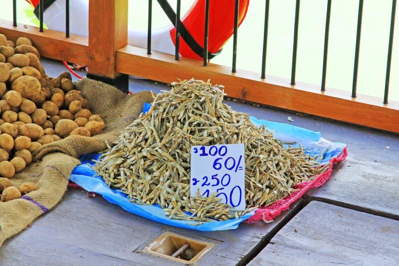Sri Lanka Bazaar stock photo