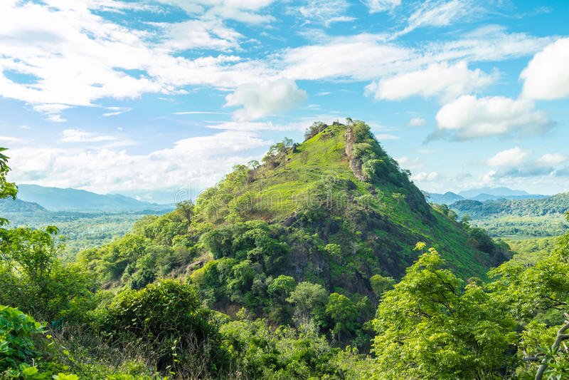 Sri Lanka Countryside stock photos