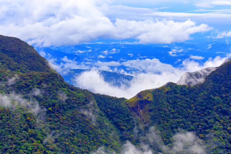 Sri Lanka landskap arkivfoton