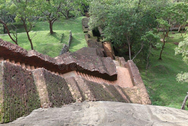Sri Lanka Sigiria photographie stock