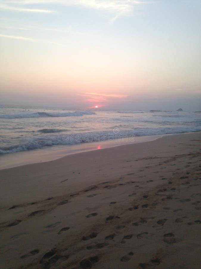 Sri Lanka Sun fotos de archivo