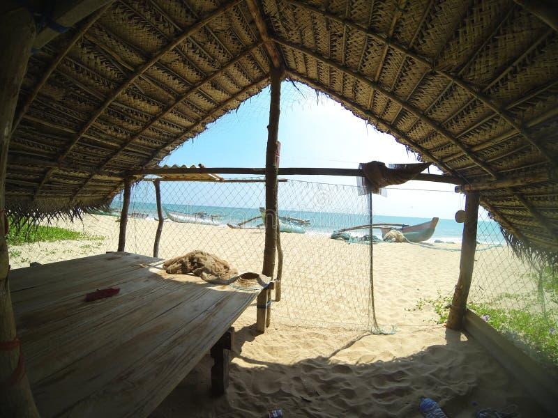 Sri Lanka - Tangalle foto de stock