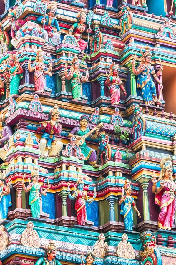 Download Sri Mahamariamman tempel stock illustrationer. Illustration av turist - 37348368