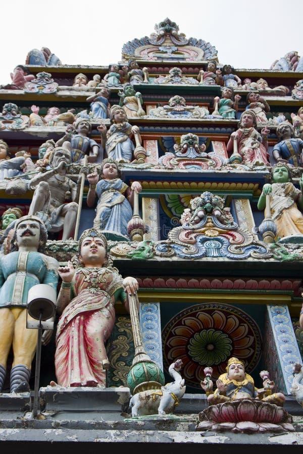 Sri mariamman Tempel lizenzfreies stockfoto