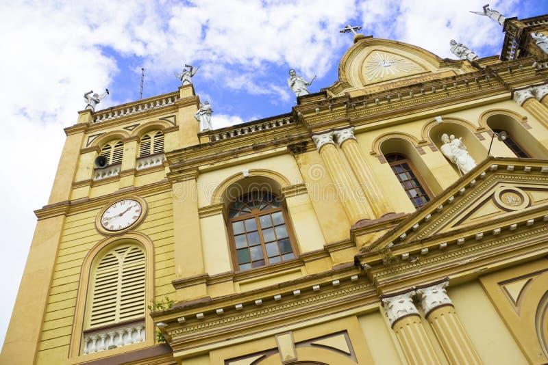 sri pamunugama lanka colombo церков стоковое фото
