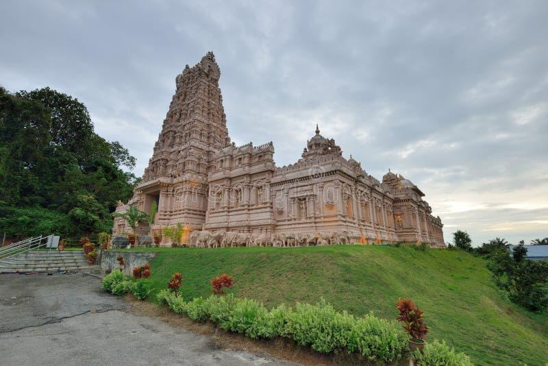Sri Shakti Temple, Bukit Rotan imagen de archivo libre de regalías