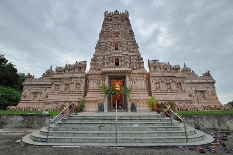 Sri Shakti Temple, Bukit Rotan imagenes de archivo