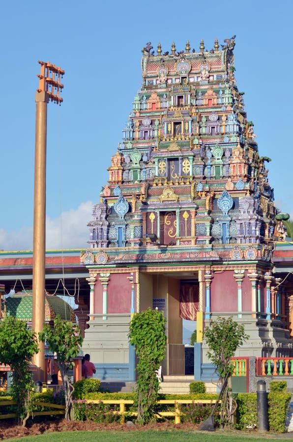 Sri Siva Subramaniya świątynia w Nadi, Fiji obraz royalty free