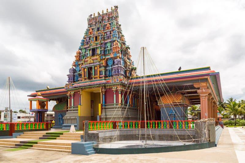 Sri Siva Subramaniya Hindu temple, Nadi, Fiji islands, Melanesia, Oceania, South Pacific Ocean. TISI Sangam. Sri Siva Subramaniya Hindu temple, Nadi, Fiji royalty free stock photos