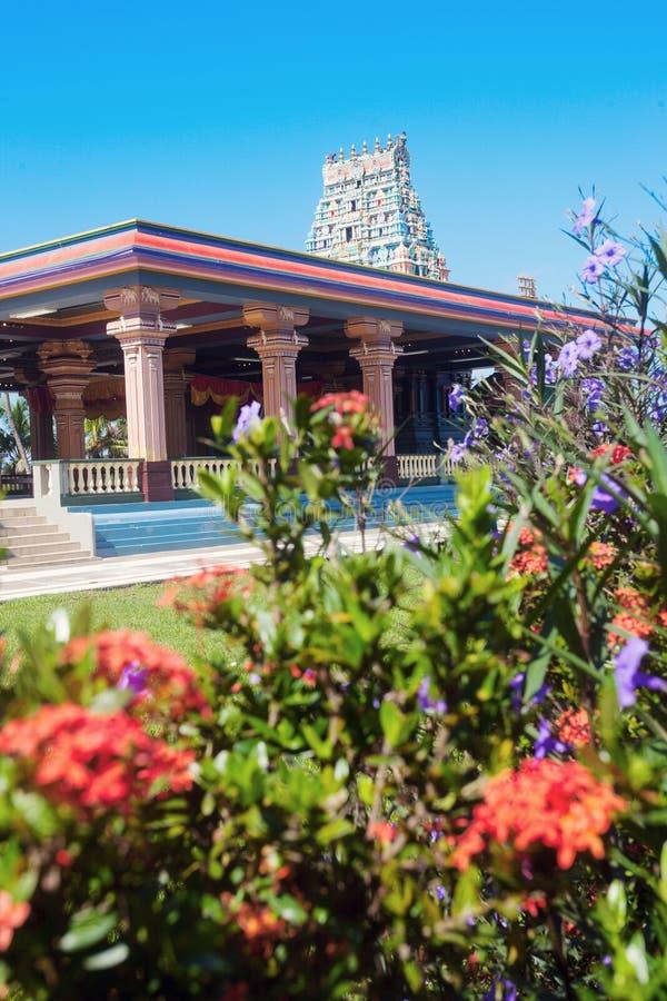 Sri Siva Subramaniya Swami Hindu Temple in Nadi fotografie stock libere da diritti