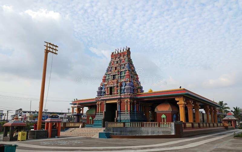 Sri Siva Subramaniya Swami Temple - Nadi, Figi fotografie stock