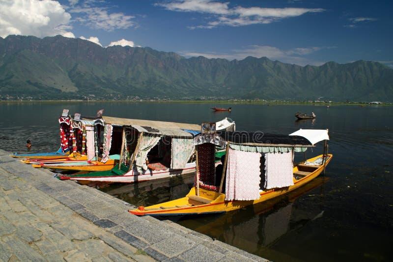 Srinagar fotografia stock libera da diritti