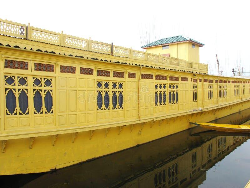 Srinagar, Kaszmir obrazy royalty free