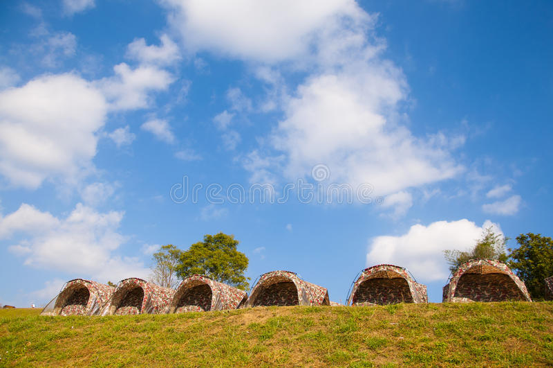 Srinan国家公园 免版税库存照片