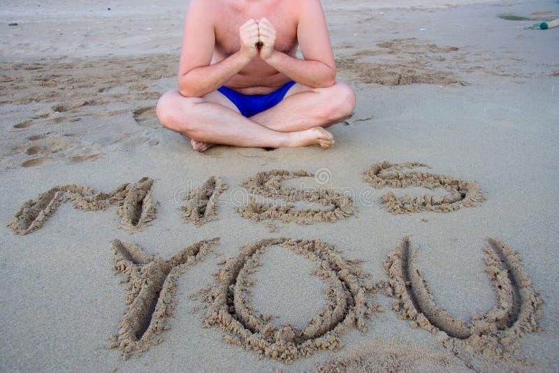 Download Srta. usted foto de archivo. Imagen de lejos, playa, inglés - 1288526