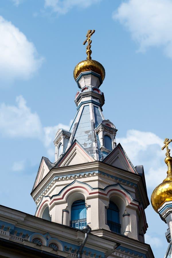 Ss Boris i Gleba katedra fotografia royalty free