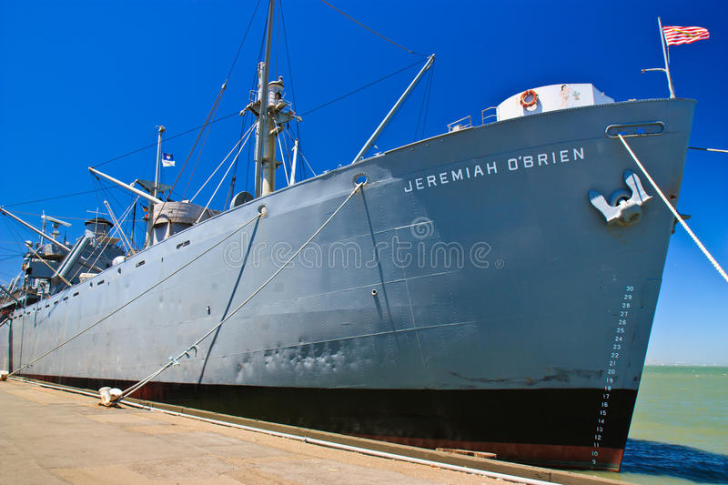 Download SS Jeremiah O'Brien Liberty Ship, San Francisco Editorial Photography - Image: 20827462